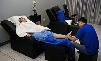 Up to 56% Off Reflexology Package at Relax the Feet