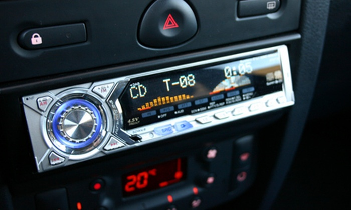 PH.D Electronics, Inc. - Little Village: $89 for a JVC/KDR 330 Car Stereo with Installation at PH.D Electronics, Inc. ($198 Value)