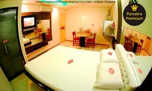 Eros Hotel - Unidade Afogados: Eros Hotel – Afogados: período de 7h na suíte Cupido Prime ouVênus + petisco