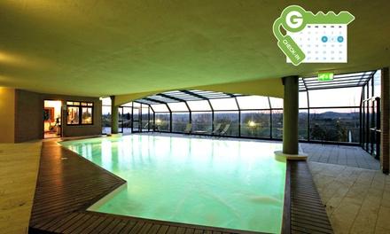 Siena: soggiorno per 2 persone con colazione, accesso alla Spa e 1 cena opzionale all'Hotel Montaperti