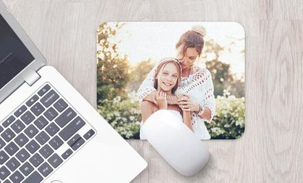 Una o dos alfombrillas de ratón personalizables en Photo Gift (hasta 79% de descuento)