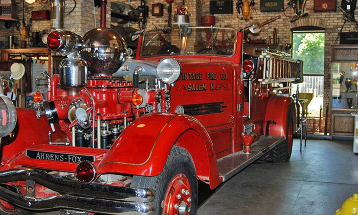 Engine House No. 5 Fire Museum - Allendale: Individual, Family, or Specialty Membership at Engine House No. 5 Fire Museum (Up to 60% Off)
