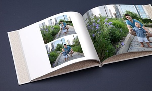 MyPublisher: 20- or 30-Page Custom Classic or Deluxe Photo Book from MyPublisher (Up to 85% Off)