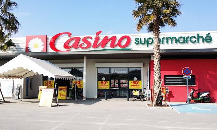 Supermarché Casino Sete