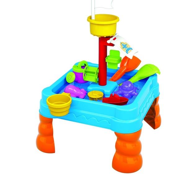 Green Toys Sand Play Set Spielzeug für draußen Blue