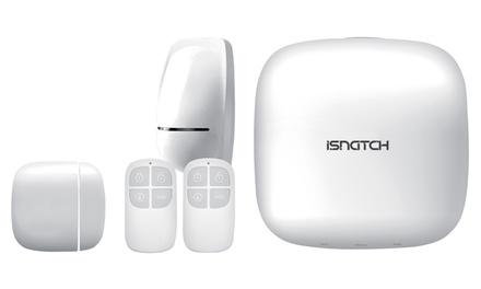 Kit antifurto Isnatch S/F WiFi+GSM/GPRS 868+ 433 Smart Defence con spedizione gratuita