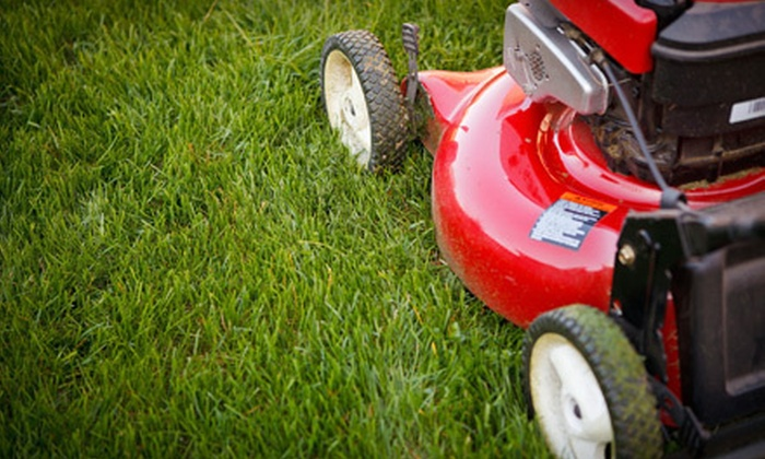 Knoxville Lawn Works - Downtown Knoxville: One, Three, or Five Lawn-Maintenance Treatments from Knoxville Lawn Works (Up to 59% Off)