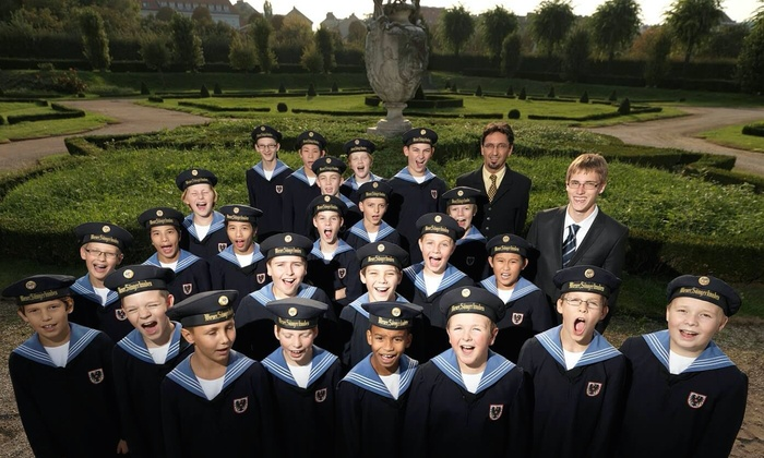 Vienna Boys Choir - 42% Off - San Angelo, TX | Groupon