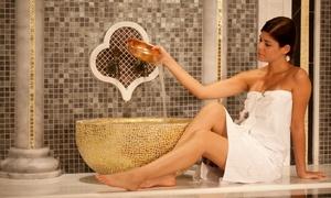 Lovina Spa: Hammam, sauna en ontspanningsruimte voor 1 of 2 personen bij Lovina Spa