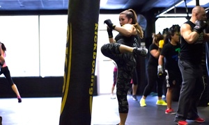 CKO North Brunswick: Three, Six, or One Month of Unlimited Kickboxing Classes with Gloves at CKO Kickboxing (Up to 86% Off)