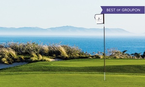 The Links at Terranea: Nine-Hole Round of Golf with Push Carts for Two or Four at The Links at Terranea (Up to 54% Off)