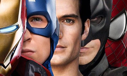 image for Ticket for One, Two, or Four to Superhero <strong>Bar</strong> Crawl (Up to 31% Off)