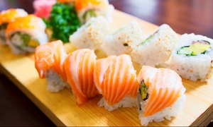 Sushi Blue - Sucursal Vicente Lopez: Desde $299 por 36 o 72 piezas de sushi con envío en Sushi Blue- Sucursal Vicente Lopez