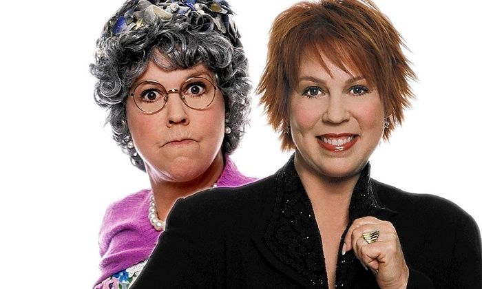 Vicki Lawrence & Mama: A Two Woman Show - Genesee Theatre: Vicki Lawrence & Mama: A Two Woman Show on Friday, March 18, at 8 p.m.