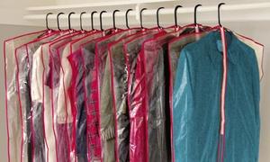 Lot housses protection vêtements