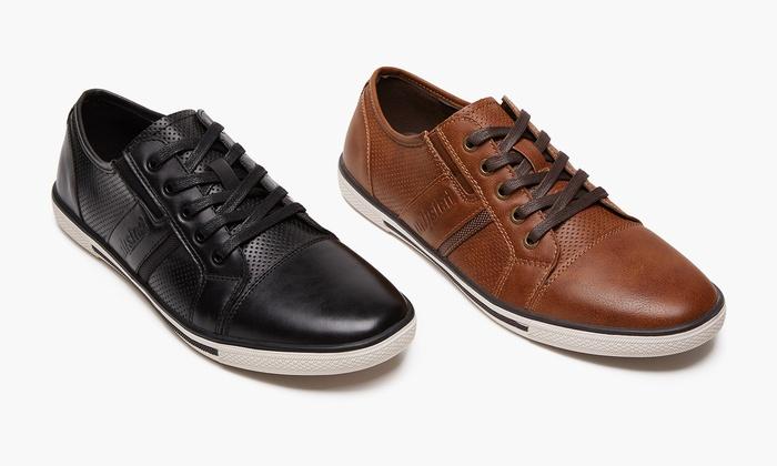 Shiny Crown Fashion Sneaker