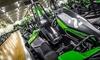 Up to 39% Off Indoor Go-Kart Racing at Speed Raceway