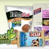 Half Off Organic Snacks and More
