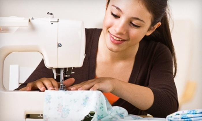 Sewing Machines Etcetera - Burlington: $25 for $50 Worth of Sewing Classes at Sewing Machines Etcetera in Burlington