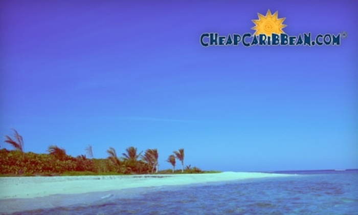 CheapCaribbean.com: $20 for $200 Toward a Flight and Accommodation Package from CheapCaribbean.com