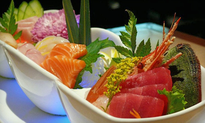 Mika Japanese Cuisine & Bar - Downtown: $20 Worth of Japanese Fare and Sushi