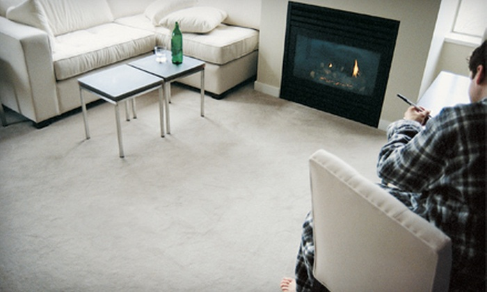 BeClean - REDEEM FROM HOME: $59 for Carpet Cleaning for Two Rooms and One Hallway from BeClean (Up to $150 Value)