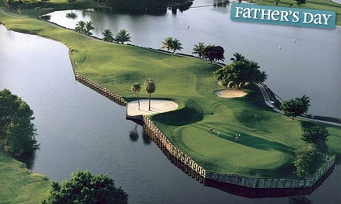 The Dunes Golf & Tennis Club - Fort Myers / Cape Coral: $26 for 18 Holes of Golf and a Cart Rental at The Dunes Golf & Tennis Club on Sanibel Island ($51.94 Value)