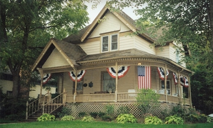 Hudson Inn, Bed & Breakfast - Romeo: $65 for a One-Night Stay with Full Breakfast at Hudson Inn, Bed & Breakfast in Romeo (Up to $135 Value)