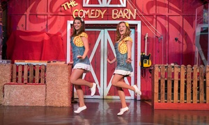 The Comedy Barn Christmas Show – Up to 45% Off at The Comedy Barn Christmas Show, plus 6.0% Cash Back from Ebates.