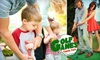 Golf and Games Family Park - Memphis: $5 for a Round of Putt-Putt and a $5 Game-Room Card at Golf & Games Family Park ($11.75 Value)