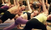 Powerflow Yoga Morristown,Chatam & Livingston - Multiple Locations: 10 or 20 Hot Yoga Classes at Powerflow Yoga (Up to 80% Off)