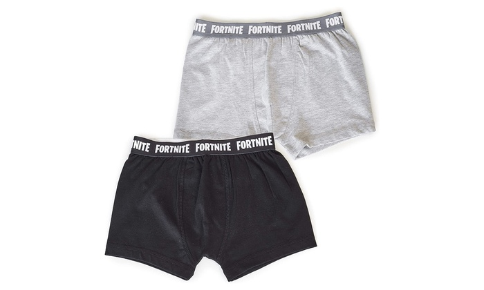 Two-Pack of Boys' Fortnite Underwear