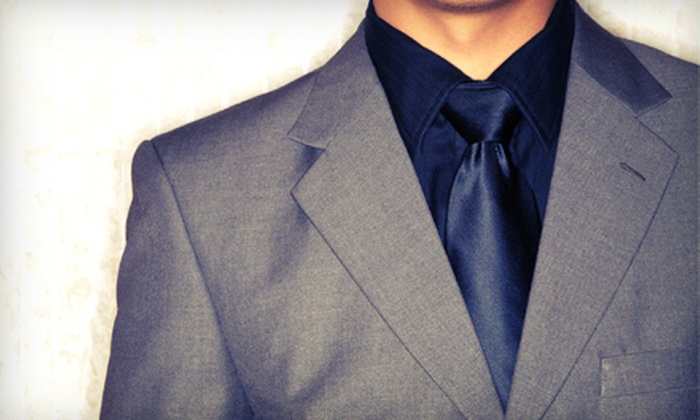Sun Tailoring - Downtown Vancouver: $15 for $30 Worth of Alterations at Sun Tailoring