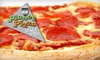 Planet Pizza - Multiple Locations: $10 for $22 Worth of Pizza, Pasta, Wings, and More at Planet Pizza