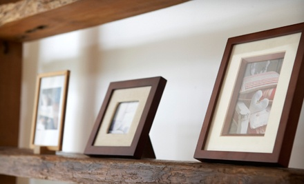 $125 Worth of Custom Framing Services - Framing Establishment and Fairfax Gallery in Jacksonville