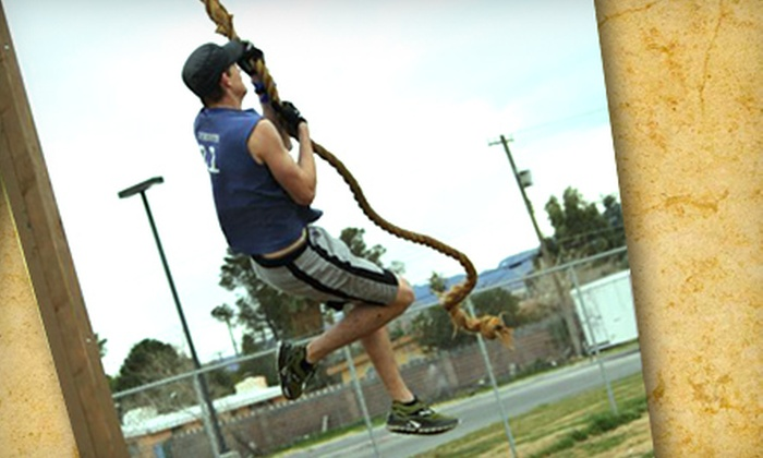 Boot Camp Las Vegas - Multiple Locations: $29 for 20 Classes at Boot Camp Las Vegas ($250 Value)