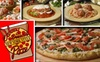 Johnny Bruscos Pizza (OOB) - Multiple Locations: $7 for $15 Worth of Italian Cuisine at Johnny Brusco's New York Style Pizza