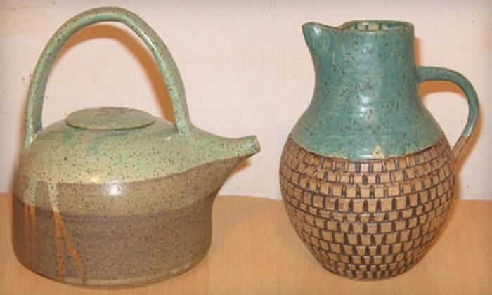 Tucson Clay Co-op - Ward 3: $20 for Two Tickets to a Friday-Night Pottery Party at Tucson Clay Co-op ($40 Value)