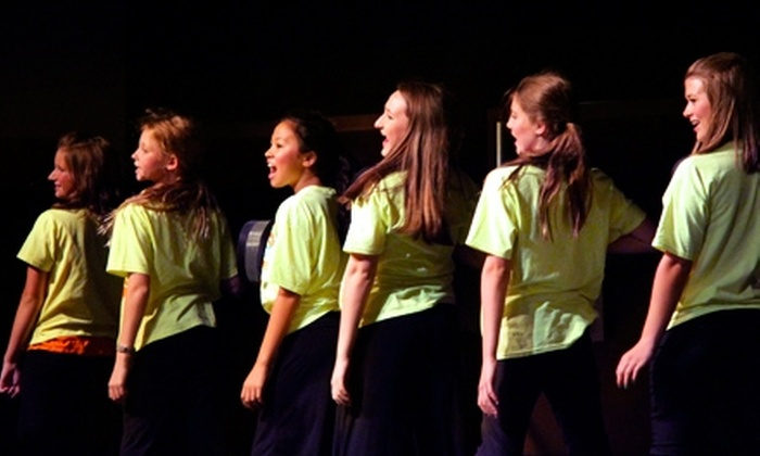 Houston's Center Stage Theater - Tomball: $99 for Bravo! Theater Fun Camp at Houston's Center Stage Theater ($215 Value)