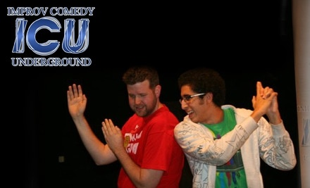 Arlene Mitchell Theater at 4000 Dauphin St.: Improv Comedy Underground on Sat., Mar. 5 at 8PM - Improv Comedy Underground in Mobile
