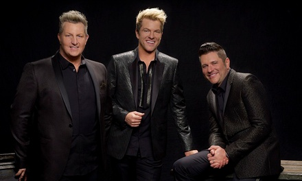 Rascal Flatts: Summer Playlist Tour 2019 with Jordan Davis on June 9 at 7:30 p.m.