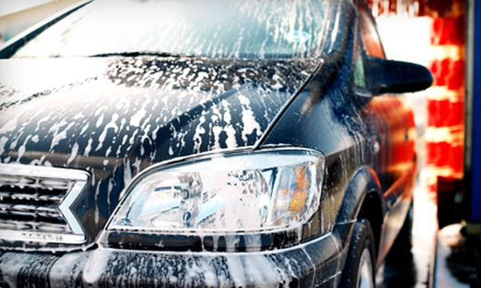 Volunteer Auto Wash - Knoxville: $14 for Two Washes at Volunteer Auto Wash ($29 Value)