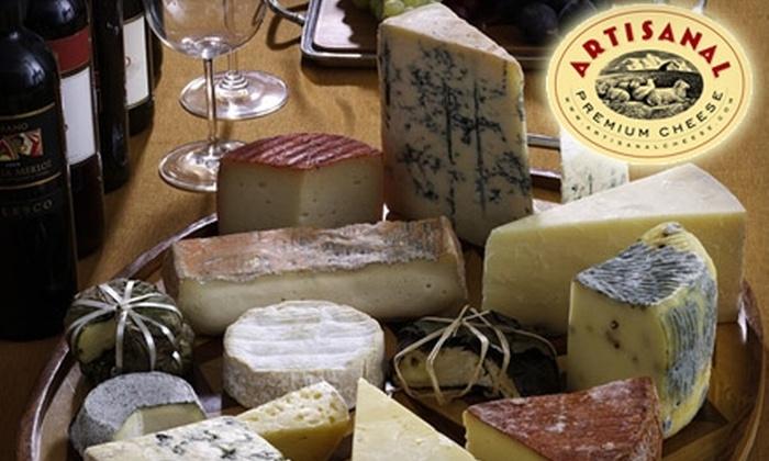 Artisanal Premium Cheese: $25 for $50 Worth of Cheese and More from Artisanal Premium Cheese