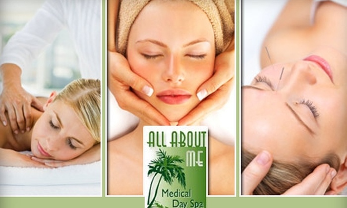 All About Me Medical Day Spa - Rancho Penasquitos: $49 for $120 Worth of Professional Services at All About Me Medical Day Spa