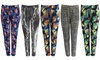 Printed Floral Harem Trousers
