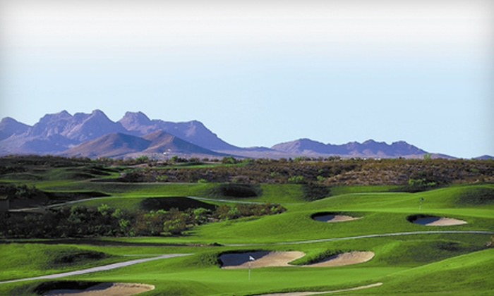 Sonoma Ranch Golf Course - Las Cruces: $42 for 18 Holes of Golf for Two with Cart Rental at Sonoma Ranch Golf Course in Las Cruces (Up to $100 Value)