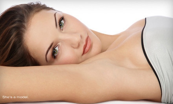 The Plastic & Cosmetic Center of South Texas - San Antonio: Six Laser Hair-Removal Treatments on Small, Medium, or Large Area at The Plastic & Cosmetic Center of South Texas (Up to 82% Off)