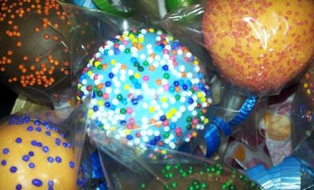 1 Dozen Custom Cake Pops in 1 Flavor (a $29 value) - Melt Creations in East Glenville