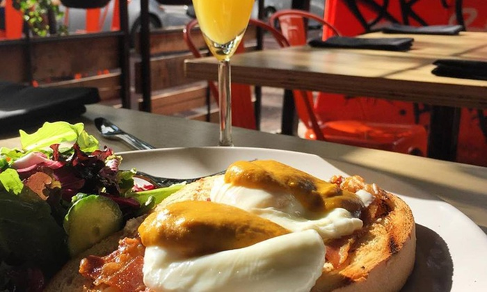 33 Kitchen - Northeast Coconut Grove: Brunch and Mimosas for Two or Four at 33 Kitchen (Up to 44% Off)