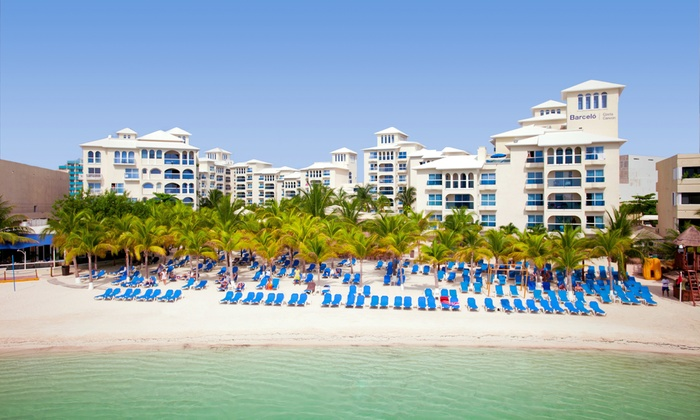 All-Inclusive Occidental Costa Cancún w/ Air from Travel by Jen
